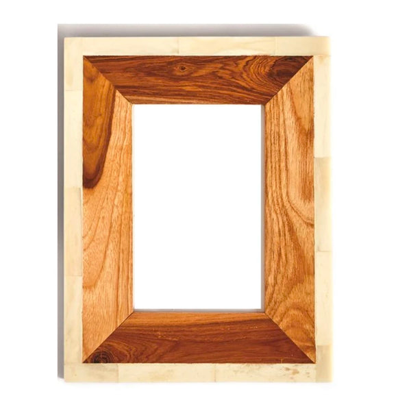 Wood & Bone Frame  5X7