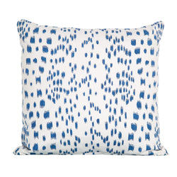 Navy Les Touches Pillow