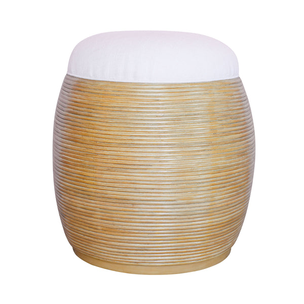 Letty Pencil Rattan Stool