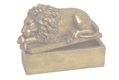 Golden Lion Box