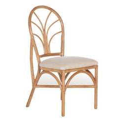 Lolita Rattan Dining Chair (set of two)