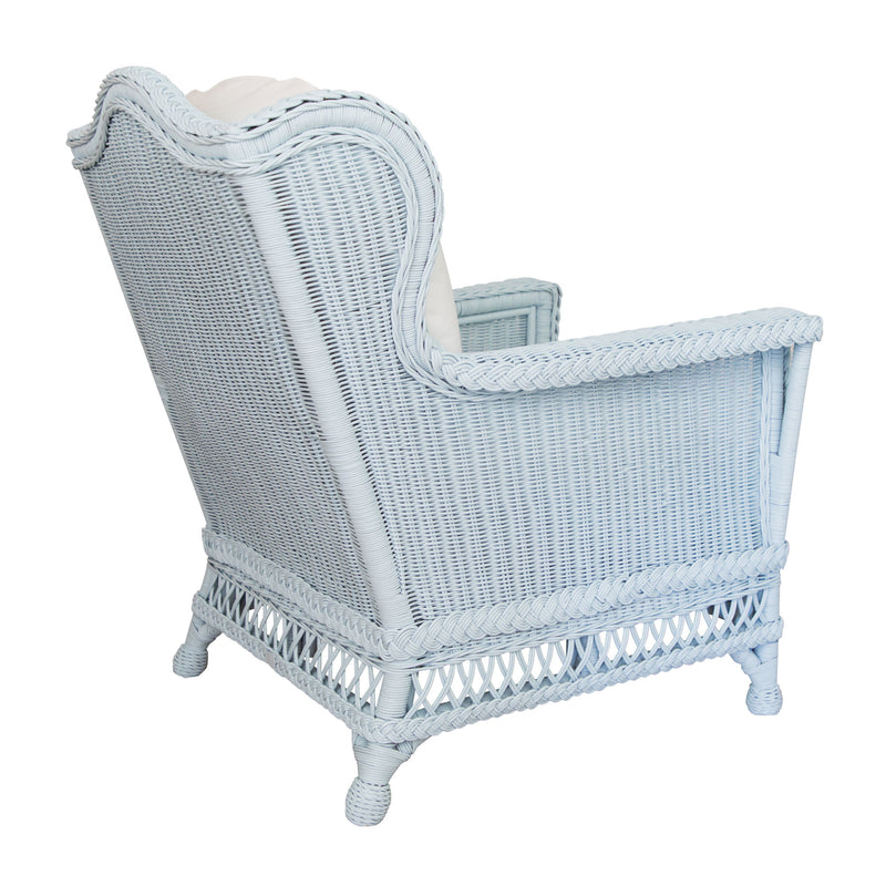 Martha Wicker Chair - Custom Color