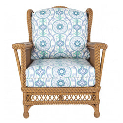 Martha Wicker Chair - Natural