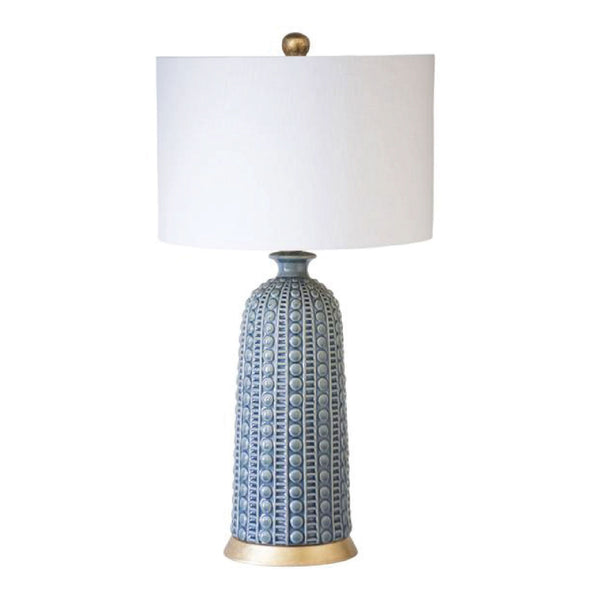 Melrose Lamp - Blue