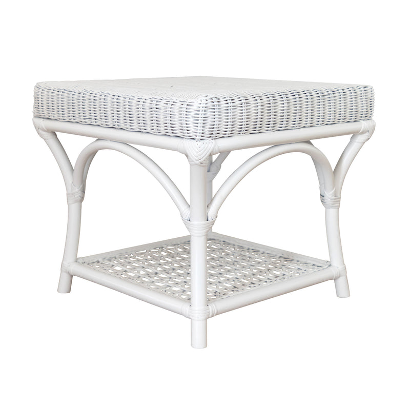 Nantucket Rattan End Table