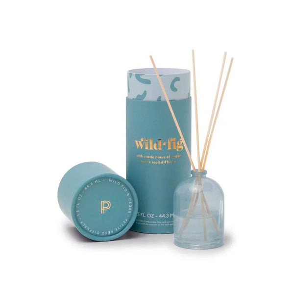 Frosted  Glass Wild Fig Diffuser