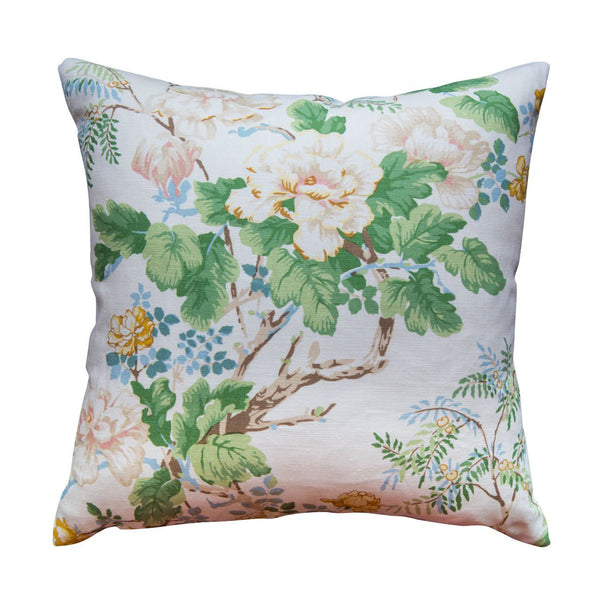 Chinese Peony Pillow