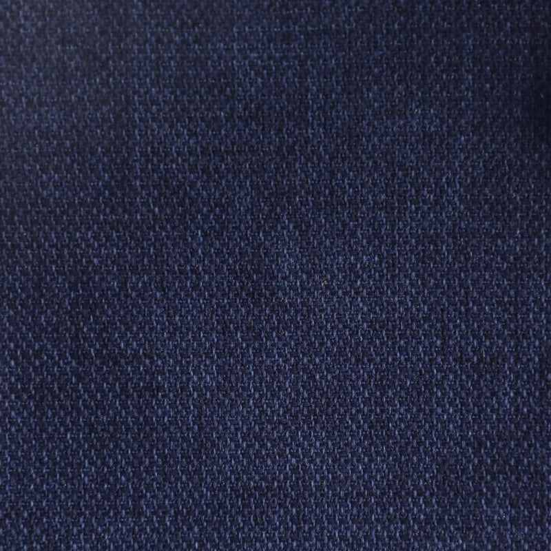 Performance Basketweave Concord Navy