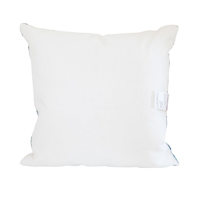 Chiang Mai Aquamarine Pillow