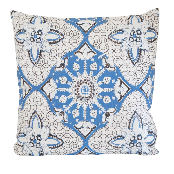 Quadrille New Batik Pillow