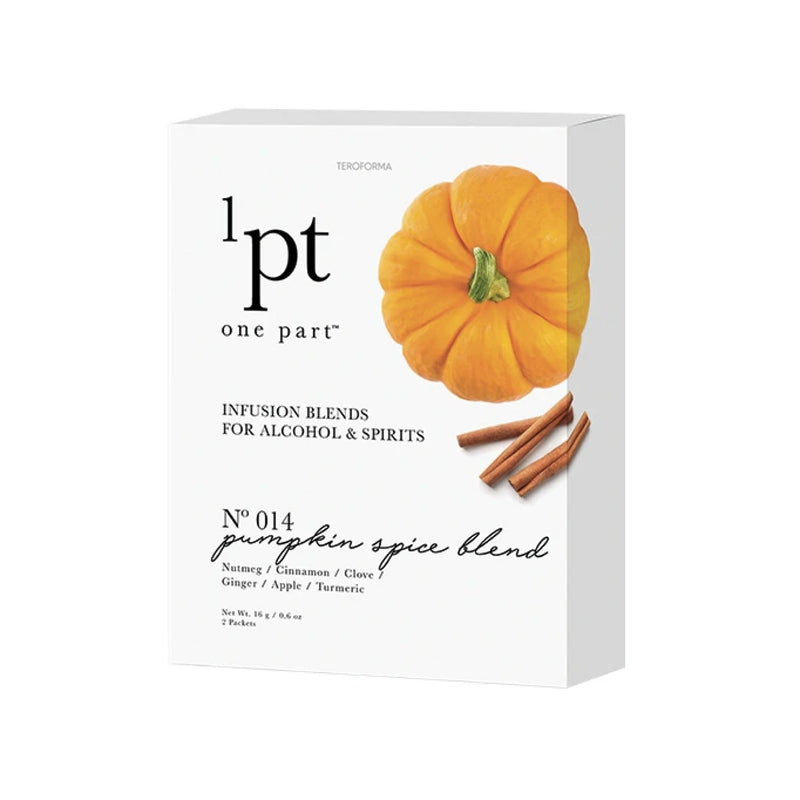 Pumpkin Spice Infusion Blend