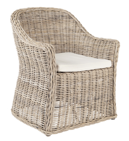 Windsor Rattan Chair (Set of 2)