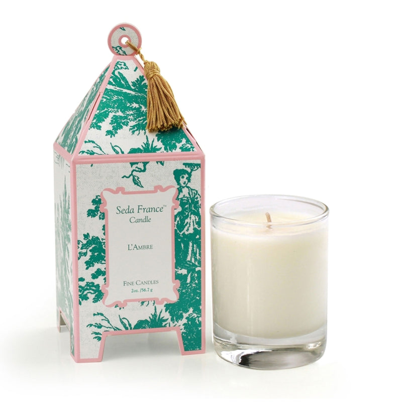 L'Ambre Scented Candle