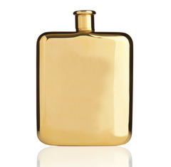 Society 14k Gold Flask