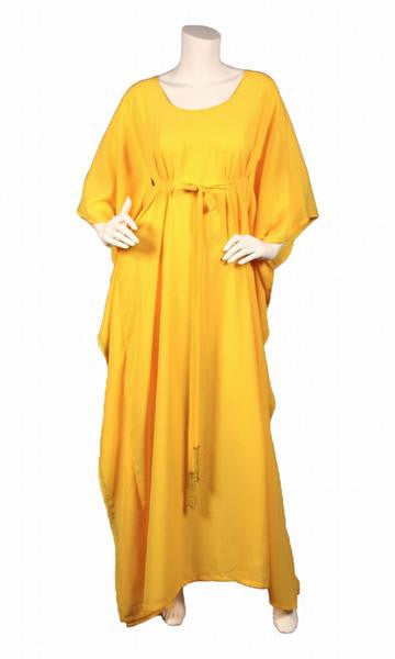 Society Social - Hostess Gown in Yellow