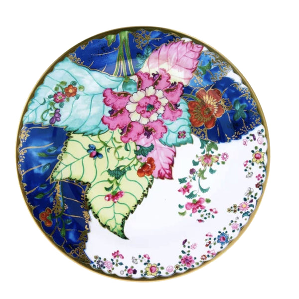 Tobacco Leaf Tin Plate
