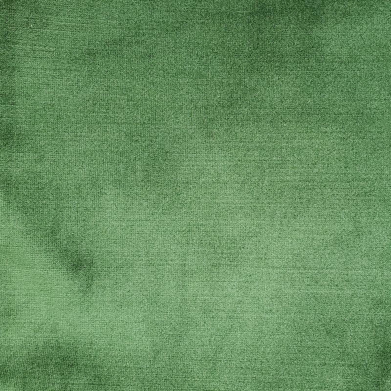 Tally Emerald Velvet - Fabric by the Yard
