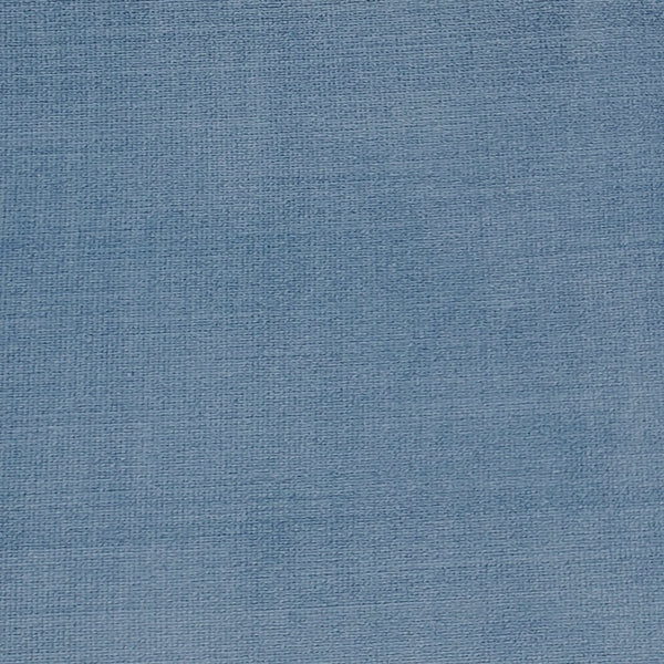 Tally Wedgewood Velvet - Fabric by the Yard