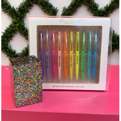Teacher's Pet Pen Set Bundle