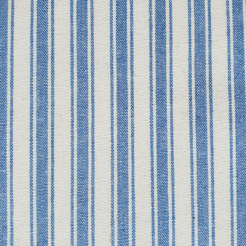 Performance Ticking Stripe Chambray