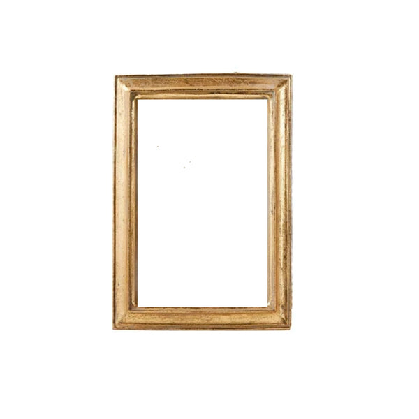"Timeless Gold Frame 4""x 6"""