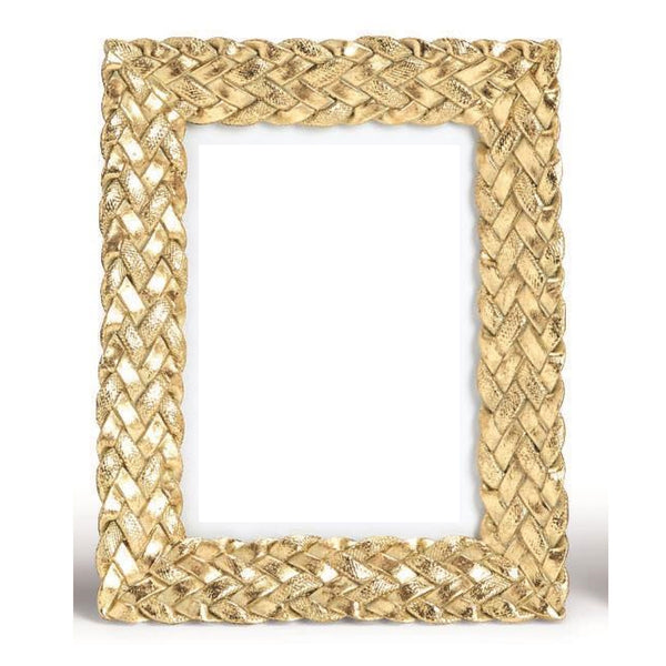 "Gold Braid 5""x7"" Frame"