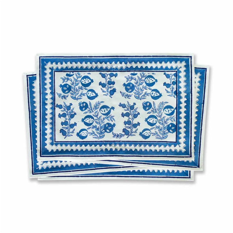 Pom Bells Wedgewood Placemat