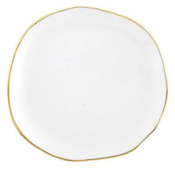 White Trinket Dish