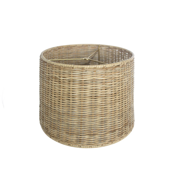 Wicker Shade - Drum