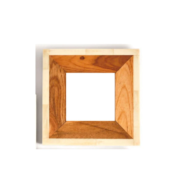 Wood & Bone Frame  4X4