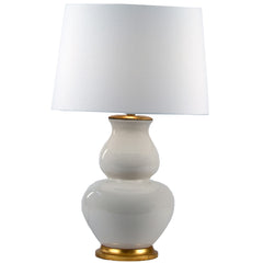 Amelie French Canvas Lamp