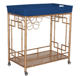 The Madison Mixer Bar Cart