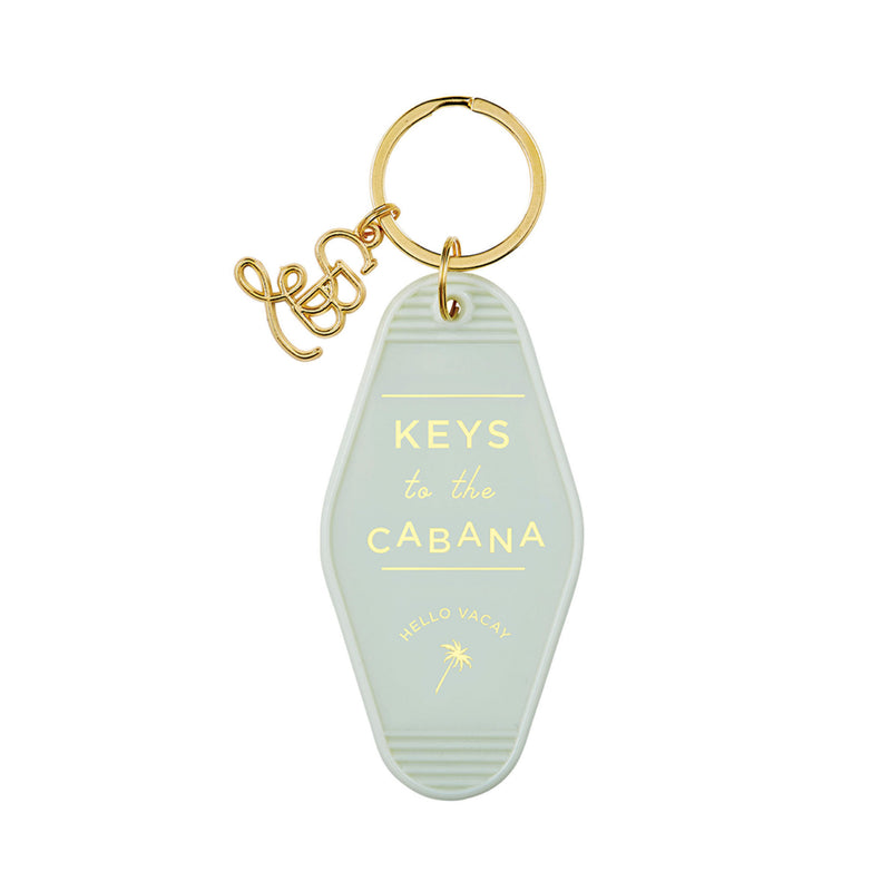 Keys to the Cabana Key Chain