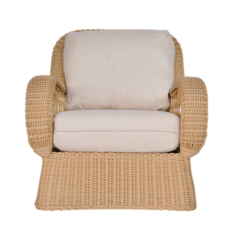 Claremont All-Weather Wicker Lounge Chair