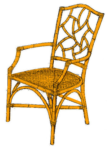 The Darlington Arm Chair