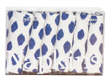 Ikat Spot Cocktail Napkins