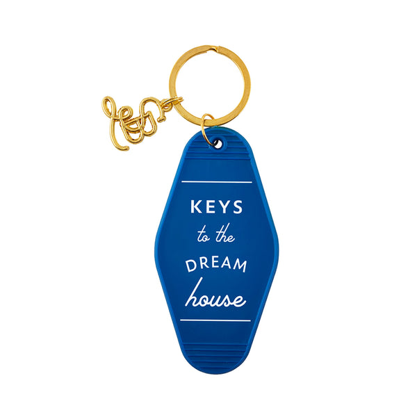 Keys to the Dream House Key Chain