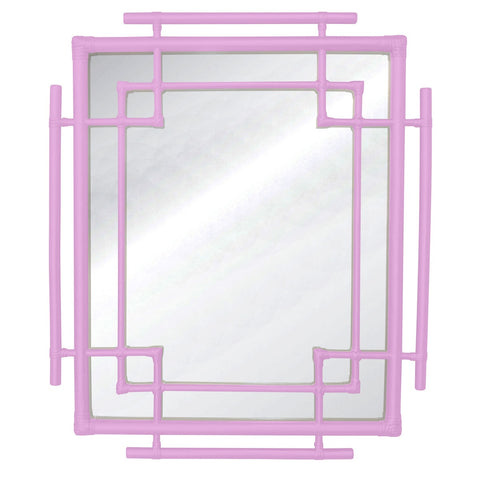 Palm Beach Chinoiserie Mirror
