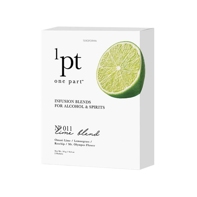 Lime Infusion Blend