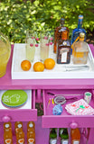 The Hostess Bar Cart