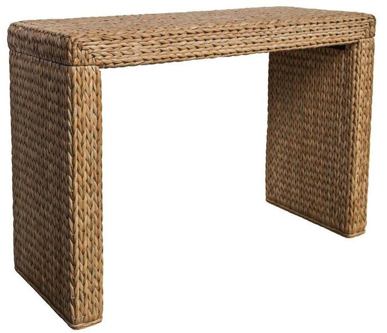 Harbour Seagrass Console Table