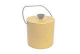Yellow Retro Ice Bucket