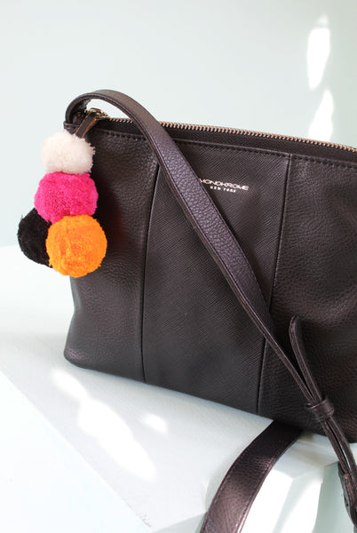 Chrysler Pom Crossbody - Monokrome New York