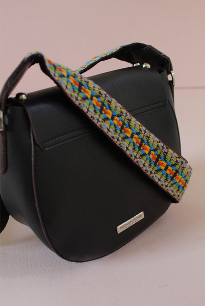 Macdougal Saddle Crossbody
