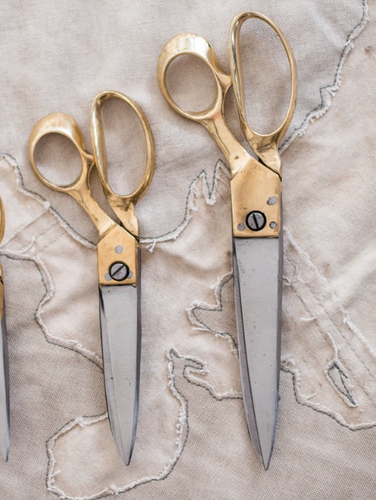 Tailors Scissors-New Direction Imports-Bristle by Melissa Simmonds