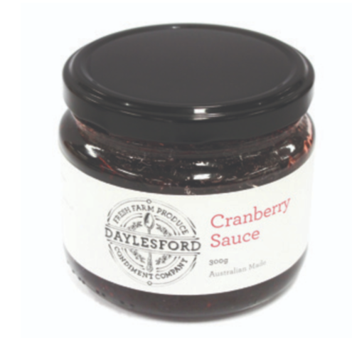 Cranberry Jelly-Daylesford Condment Company-Bristle by Melissa Simmonds