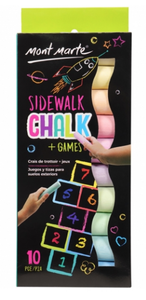 Kids Colour Sidewalk Chalk