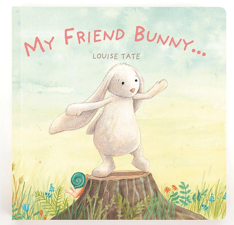 My Friend Bunny Book-Independence Studios Pty Ltd-Bristle by Melissa Simmonds
