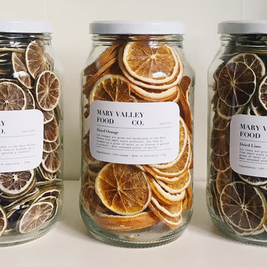 Mary Valley Dried Orange-Mary Valley Food Co-Bristle by Melissa Simmonds