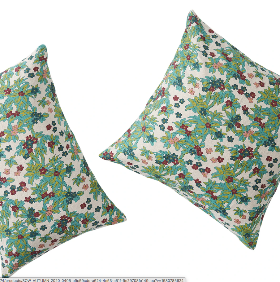 Midge Pillow Case Sets-Society of Wanderers-Bristle by Melissa Simmonds